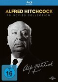 Alfred Hitchcock - 15 Movies Collection Bluray Box