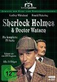 Sherlock Holmes und Dr. Watson - Komplettbox Filmjuwelen