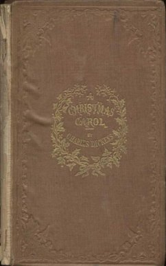 A Christmas Carol in Prose; Being a Ghost Story of Christmas (eBook, ePUB)