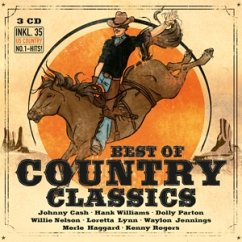 Best Of Country Classics - Diverse
