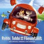 Robbi, Tobbi und das Fliewatüüt - Das Hörspiel zum Kinofilm, 1 Audio-CD