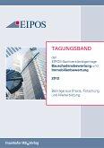 Tagungsband der EIPOS-Sachverständigentage Bauschadensbewertung und Immobilienbewertung 2012. (eBook, PDF)