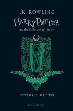 Harry Potter and the Philosopher's Stone. Slytherin Edition - Rowling, J. K.