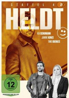 Heldt - Staffel 4 DVD-Box