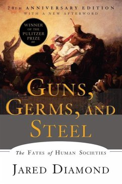 Guns, Germs, and Steel - Diamond, Jared