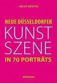 Neue Düssledorfer Kunstszene in 70 Porträts