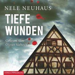 Tiefe Wunden / Oliver von Bodenstein Bd.3 (MP3-Download) - Neuhaus, Nele