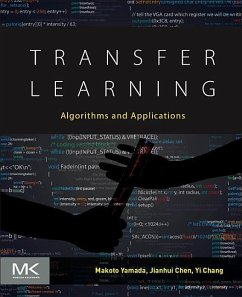 Transfer Learning: Algorithms and Applications
