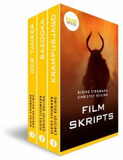 Filmscripts - Dreimal E-Book-Kino (eBook, ePUB) - Stegmann, Ulrike; Reiling, Christof