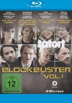 Tatort - Blockbuster Vol.1 Bluray Box