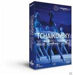 Tschaikowsky: The 3 Ballets at the Bolshoi