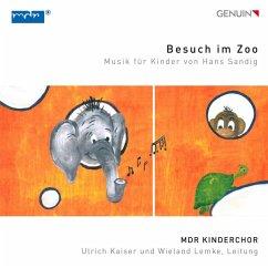 Besuch Im Zoo-Musik Für Kinder