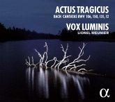 Actus Tragicus-Kantaten Bwv 106,150,131,12
