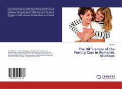 The Differences of the Feeling Case in Romantic Relations - Bal, Fatih