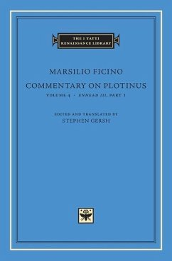Commentary on Plotinus, Volume 4