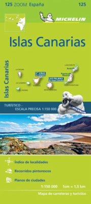 Michelin Kanarische Inseln