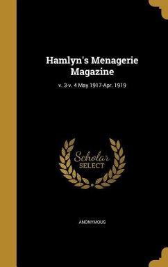 HAMLYNS MENAGERIE MAGAZINE V 3