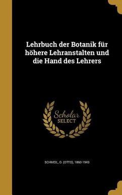 GER-LEHRBUCH DER BOTANIK FUR H