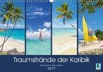 Traumstrände der Karibik (Wandkalender 2017 DIN A3 quer)