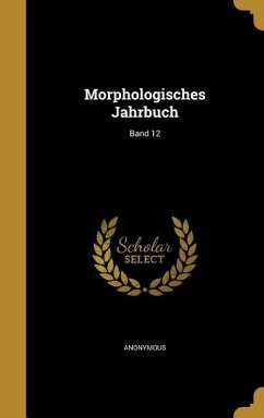 GER-MORPHOLOGISCHES JAHRBUCH B