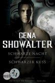 Schwarze Nacht & Schwarzer Kuss / Die Herren der Unterwelt Bd.1+2