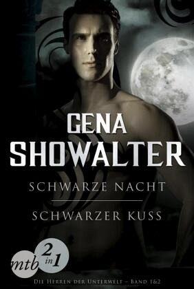 Buch-Reihe Die Herren der Unterwelt von Gena Showalter