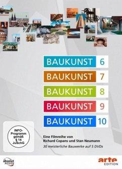 Baukunst 6-10 (5 Discs)