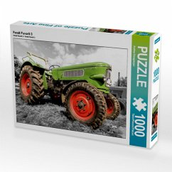 Fendt Favorit 3 (Puzzle)