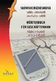 Wörterbuch für Geschäftsmann Polnisch-Deutsch, Deutsch-Polnisch