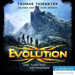 Der Turm der Gefangenen / Evolution Bd.2 (MP3-CD) - Thiemeyer, Thomas