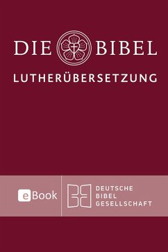 Lutherbibel revidiert 2017 - Die eBook-Ausgabe (eBook, ePUB)