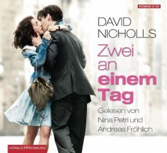 Zwei an einem Tag, 6 Audio-CDs (Mängelexemplar) - Nicholls, David