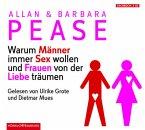 Warum Männer immer Sex wollen und Frauen von der Liebe träumen, 3 Audio-CDs (Mängelexemplar)