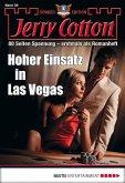Hoher Einsatz in Las Vegas / Jerry Cotton Sonder-Edition Bd.39 (eBook, ePUB)