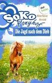 SOKO Ponyhof - Dritter Roman: Die Jagd nach dem Dieb (eBook, ePUB)