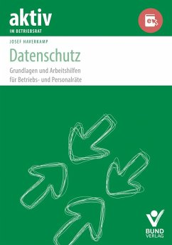 Datenschutz (eBook, ePUB) - Haverkamp, Josef