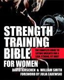 Strength Training Bible for Women (eBook, ePUB)