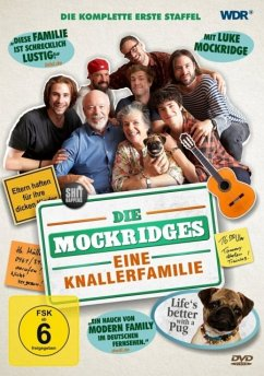 Die Mockridges - Eine Knallerfamilie: Die kompl...