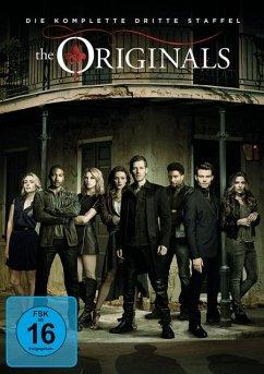 The Originals - Staffel 3 DVD-Box - Joseph Morgan,Daniel Gillies,Phoebe Tonkin