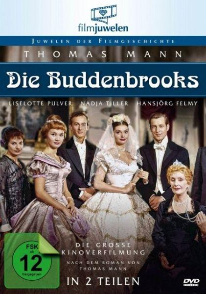 die buddenbrooks film auf dvd b. Black Bedroom Furniture Sets. Home Design Ideas