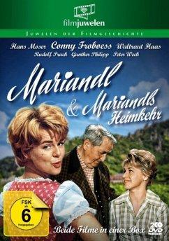 Mariandl & Mariandls Heimkehr - 2 Disc DVD