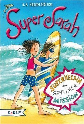 Buch-Reihe Super Sarah