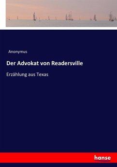 9783743315730 - Anonymus: Der Advokat von Readersville - Buch