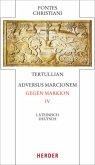 Adversus Marcionem - Gegen Markion