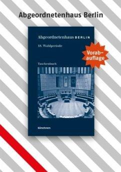 Sonderausgabe Abgeordnetenhaus Berlin