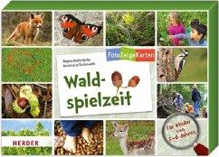 FotoZeigeKarten: Waldspielzeit