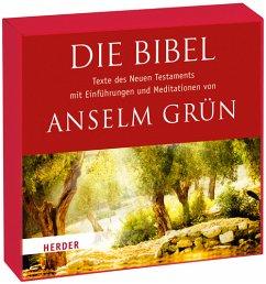 Die Bibel, Texte des Neuen Testaments, 9 Audio-CDs - Grün, Anselm