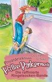 Die raffinierte Ringelsocken-Bande / Privatdetektivin Billie Pinkernell Bd.5 (eBook, ePUB)