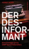 Der Desinformant (eBook, ePUB)