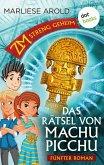 ZM - streng geheim: Fünfter Roman - Das Rätsel von Machu Picchu (eBook, ePUB)